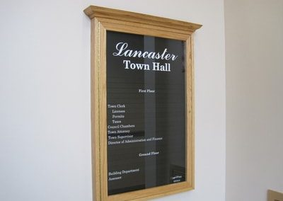 Directory Lancaster Town Hall