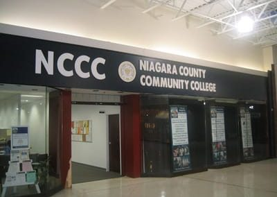 Letters Dimensional Niagara County Community College