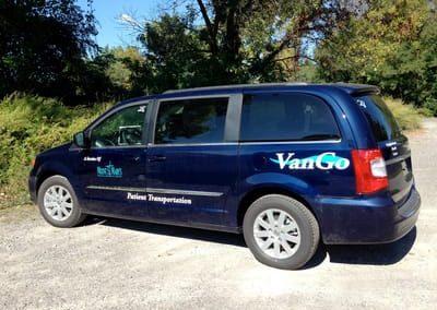 Vehicle Graphics  Van Go