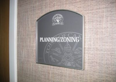 ADA and Wayfinding Planning Zoning