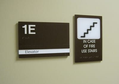 ADA and Wayfinding Safety