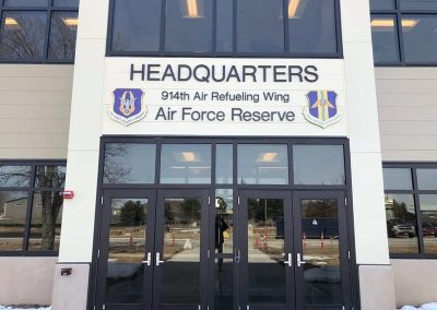 Dimensional Letters 914th Air Refueling Wing Air Force Reserve