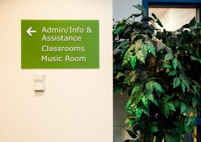 ADA Wayfinding Schools