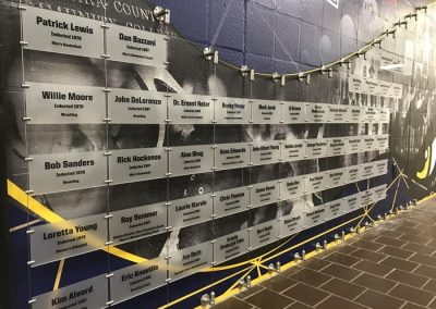 Niagara community college athletic wall of fame