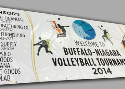 Digitally Printed Vinyl Banner
