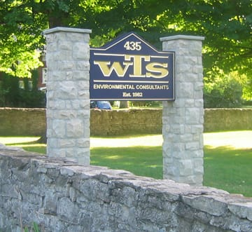 Exterior Non Illuminated Monument WTS Environmental Consultants