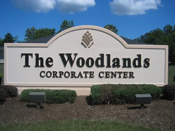 Exterior Non Illuminated The Woodlands Corporate Center