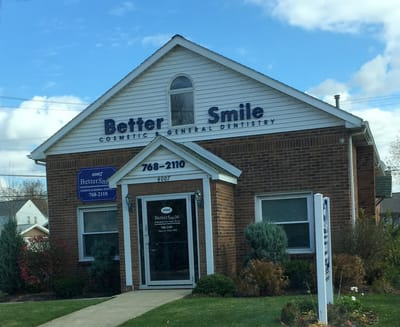 Letters Dimensional Better Smile Dentistry