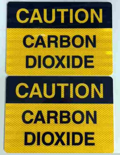 Caution Sign Aluminum Sign Safety Sign Caution Sign Exterior Signs Non Illuminated Signs Traffic and Safety New York State Niagara Falls, NY Businesses Manufacturing
