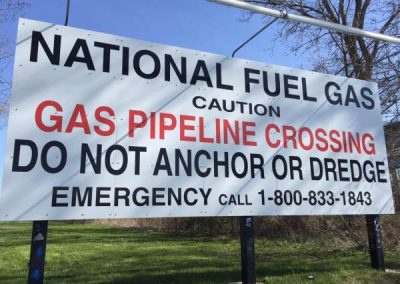 Exterior Billboard National Fuel-Non Illuminated