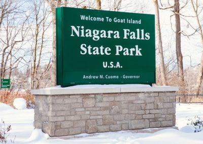 Exterior Monument Niagara Falls State Park