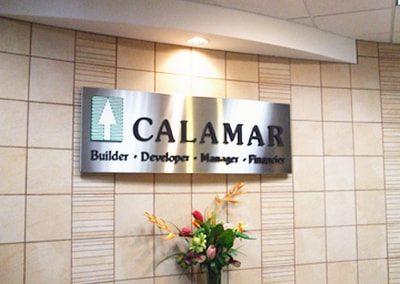 Reception and Lobby Area Calamar
