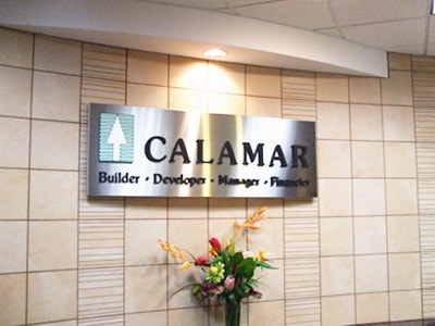 Reception and Lobby Area Calamar
