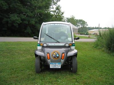 Vehicle Wraps Town Of Niagara