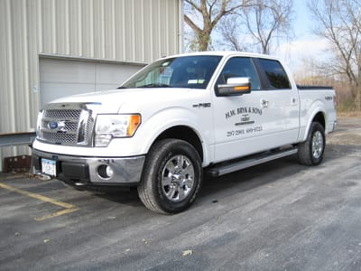 Vehicle Graphics H.W. Bryk and Sons