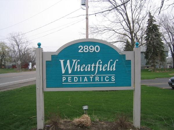 Post and Panel Wheatfield Pediatrics