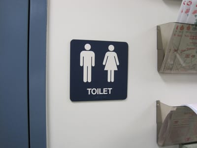 ADA and Wayfinding Restrooms
