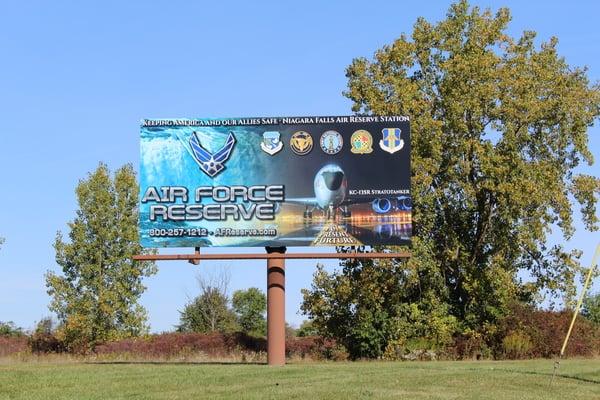 Exterior Signs Non Illuminated Signs Billboard Graphics