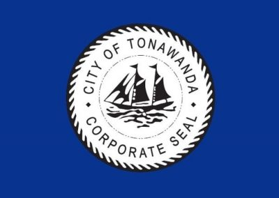 Custom Flag City Of Tonawanda