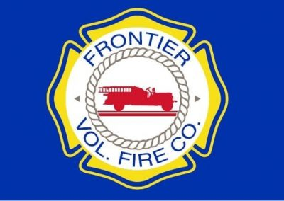 Custom Flag Frontier Fire Co.