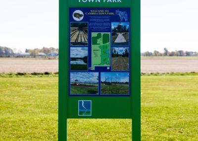 Niagara County Erie County Sign Company NYS WBE Appleton Barker Burt Gasport Lewiston Lockport Middleport Newfane Niagara Falls North Tonawanda Olcott Ransomville Sanborn Wilson