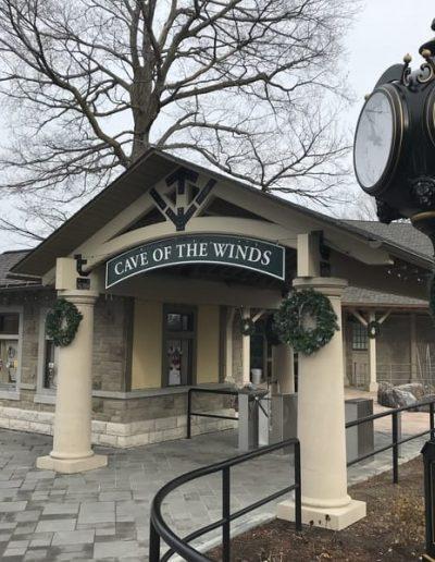 Exterior Non Illuminated Niagara Falls State Park