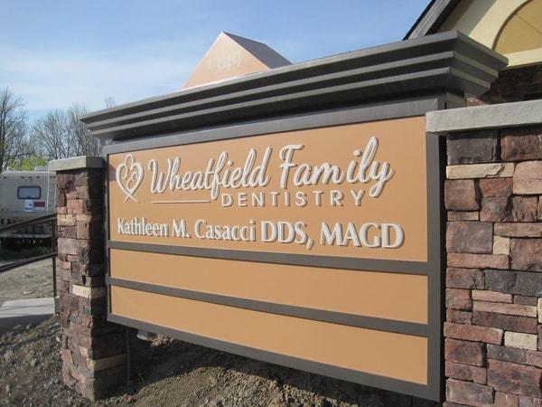 Monument Wheatfield Family Denistry