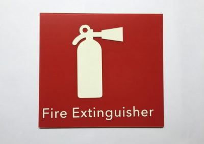 VA Hospital Fire Extinguisher Sign Interior Signs Buffalo, NY Erie County, NY Businesses Manufacturing VA Hospital Fire Extinguisher Sign Interior Signs Buffalo, NY Erie County, NY Businesses Manufacturing