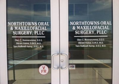 Building Signs Northtowns Oral