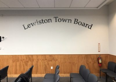 lewiston wall letters