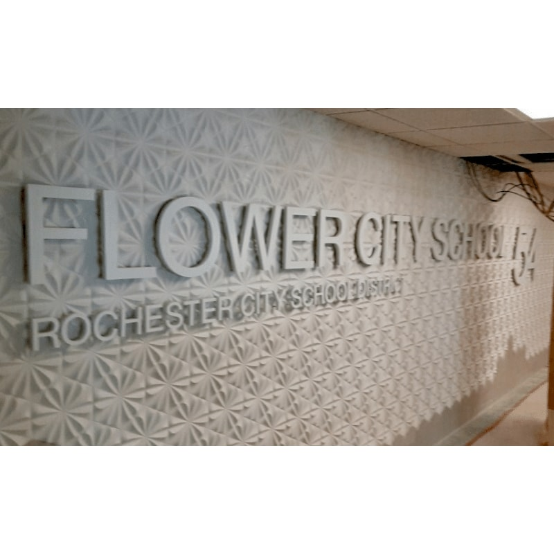 Flower City School 54, Rochester